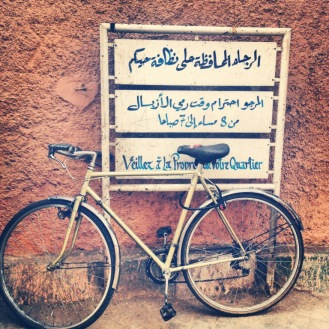 Marrakech_Bike