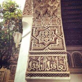 Marrakech_Carvings