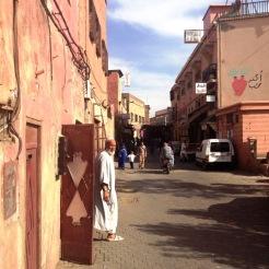 Marrakech_Street Scene