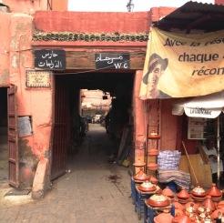 Marrakech_Tajines