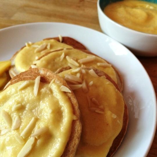 Vanilla Pancakes1