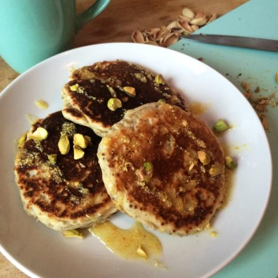 Chia Lemon Pancakes3