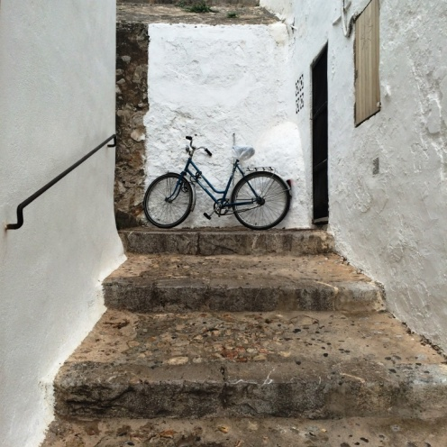 Bike in Eivissa