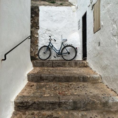 Bike in Eivissa