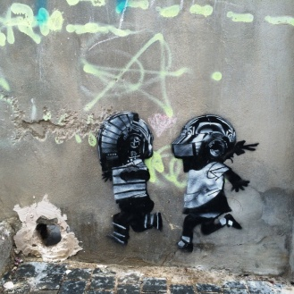 Grafitto in Eiviss